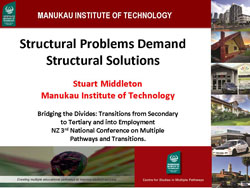 Structural Problems Demand Structural Solutions